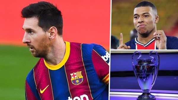 Şampiyonlar Ligi'nde Barcelona'nın konuğu Neymarsız PSG