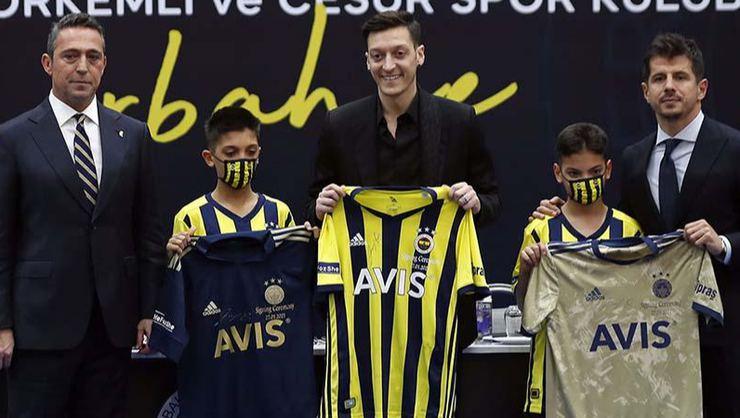 Transfer döneminin lideri Mesut Özil ve Fenerbahçe