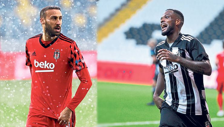 Beşiktaş'la Everton arasında dev takas! Cenk Tosun ve Larin