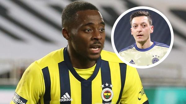 Bright Osayi-Samuel: Mesut Özil, Fenerbahçe'ye gelmem için güçlü bir nedendi
