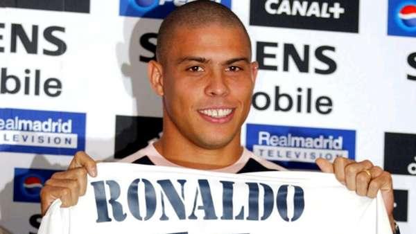 Vicente del Bosque: Ronaldo sakatlıklara rağmen bir canavardı!
