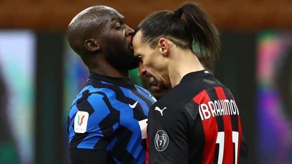 Romelu Lukaku vs Zlatan Ibrahimovic: Milano derbisi geri döndü