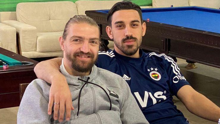 İrfan Can Kahveci, Caner Erkin'e destek verdi
