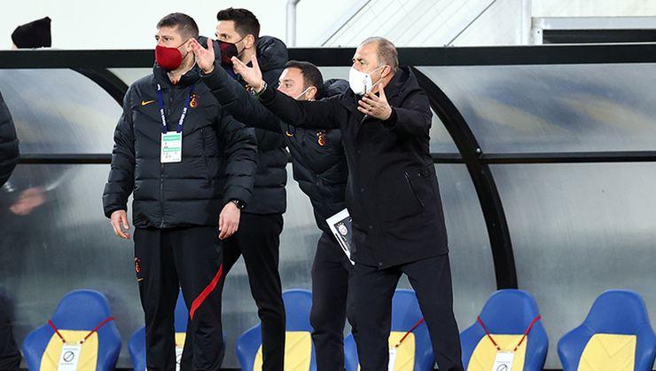 Fatih Terim Ankaragücü maçı sonrası isyan etti: Tuzağa düşürüldük