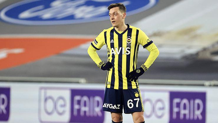 Fenerbahçe'de Mesut Özil şoku! İşte kaçıracağı maçlar