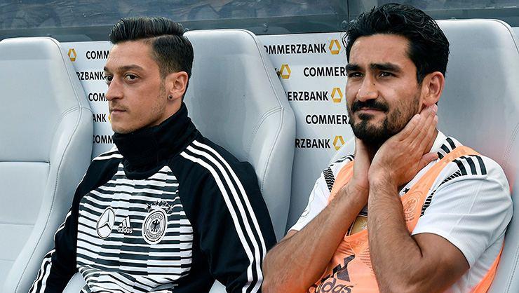 İlkay, en iyi 11'ini seçti! Mesut Özil'e kadroda yer vermedi