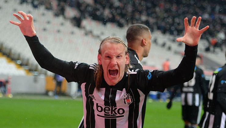 Fenerbahçe avcısı Domagoj Vida!