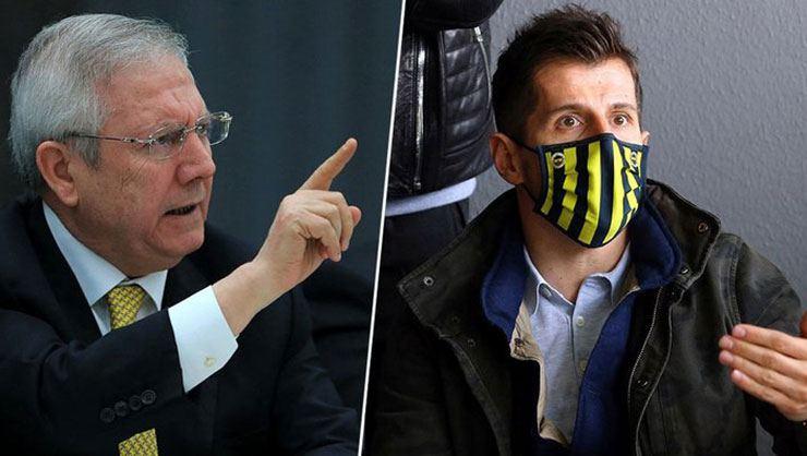 SON DAKİKA! Fenerbahçe'de Emre Belözoğlu kararında Aziz Yıldırım detayı!