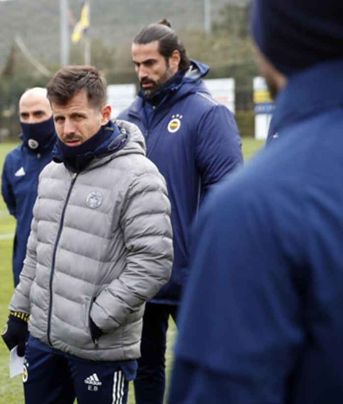 Fenerbahçe kulübesinde kriz! Emre Belözoğlu gerçeği ortaya çıktı