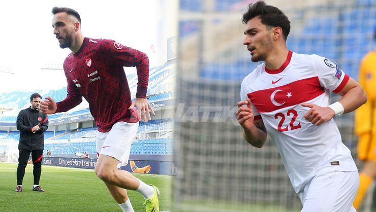 Galatasaray transfere başladı! Hedef aynı ikili: Kenan Karaman-Kaan Ayhan