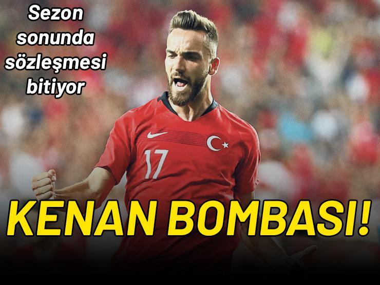 Fenerbahçe'den Kenan Karaman bombası!