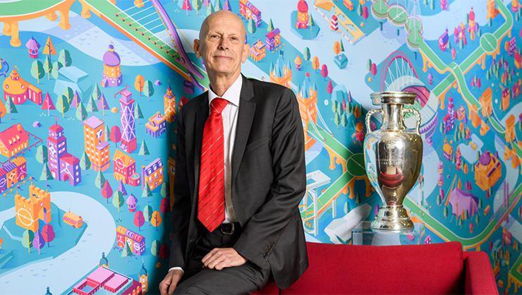 UEFA Tıbbi Danışmanı Koch: Avrupa Şampiyonası'nın seyircili oynanacağına inanıyorum