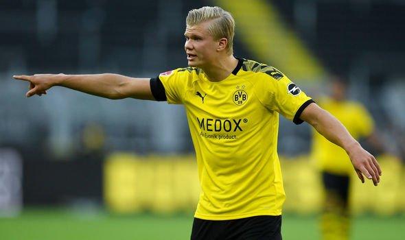 Dortmund'u Haaland Real Madrid'i istiyor