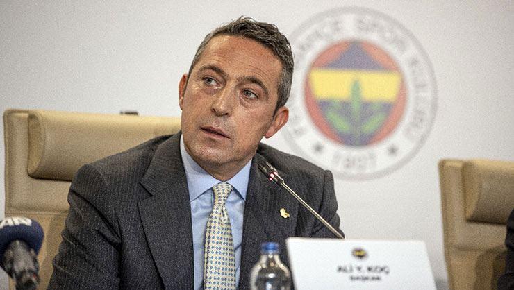Fenerbahçe Başkanı Ali Koç'un koronavirüs testi pozitif