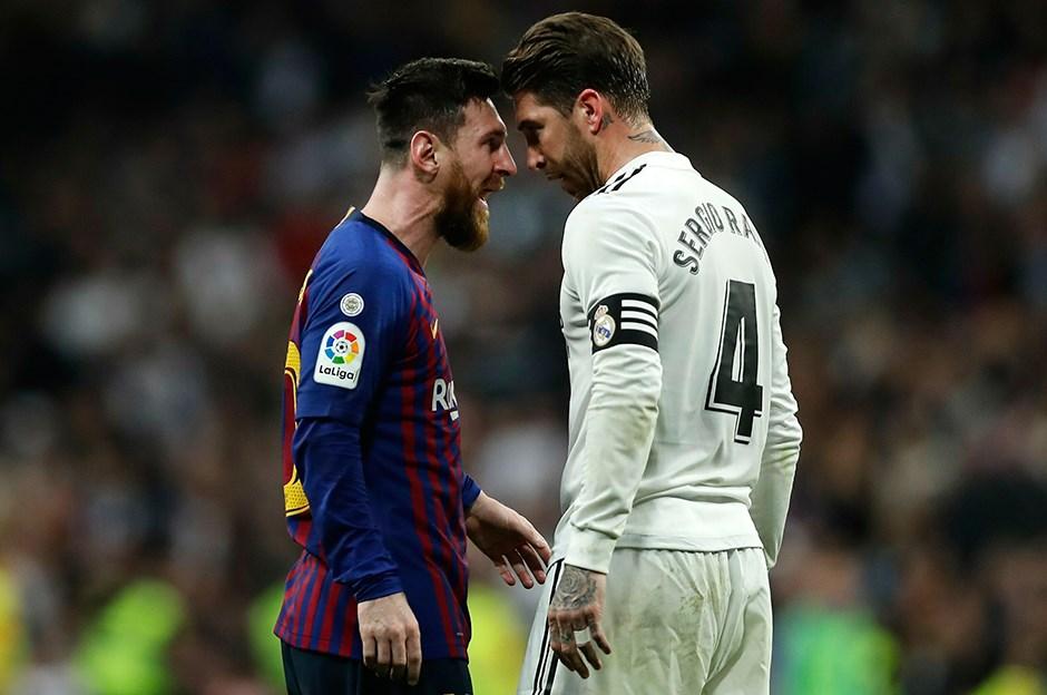 Sergio Ramos'tan Lionel Messi itirafı: Acı çektik