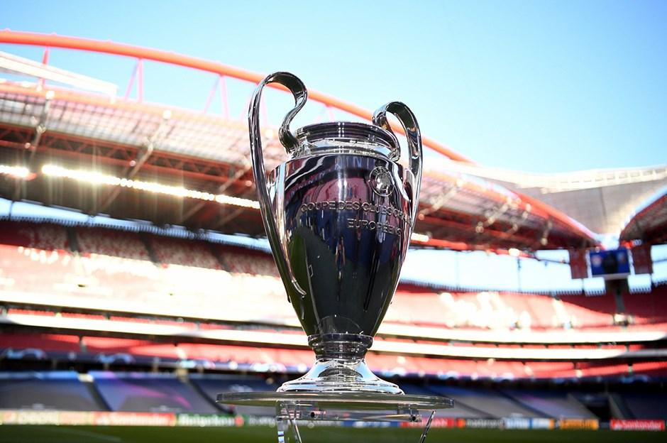 Şampiyonlar Ligi kupası İstanbul'da sergilenecek