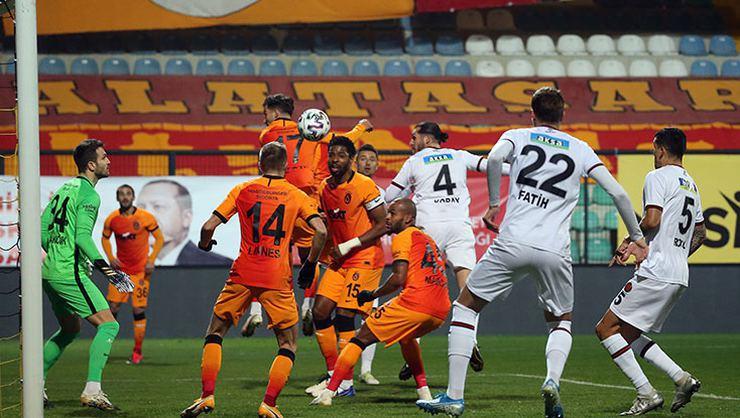 Galatasaray - Karagümrük: Muhtemel 11'ler