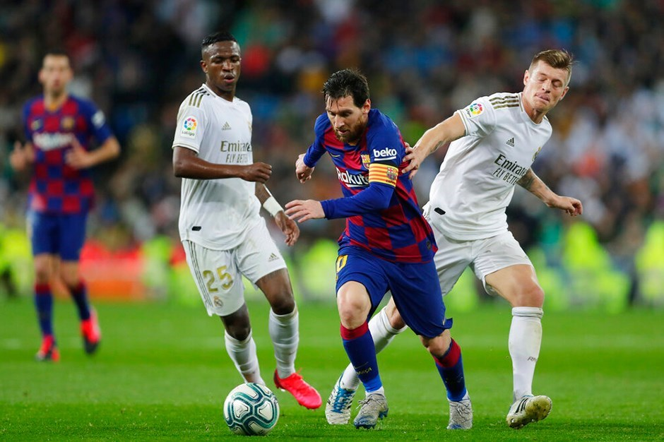 Real Madrid - Barcelona: Muhtemel 11'ler
