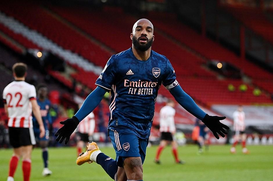 Sheffield United: 0 - Arsenal: 3   Maç sonucu