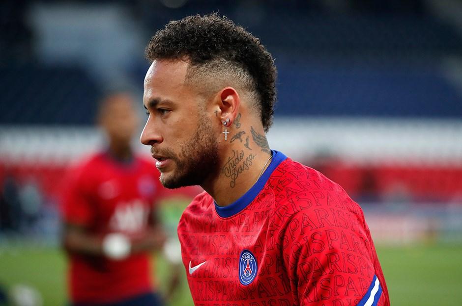 Paris Saint-Germain'den Neymar açıklaması