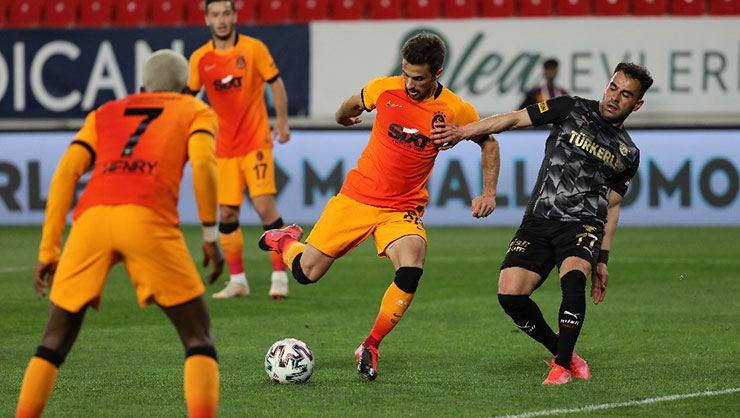 Galatasaray saha içine döndü