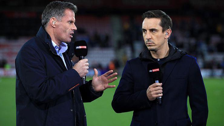 Carragher ve Neville'den Avrupa Süper Ligi eleştirisi: Suç işliyorlar