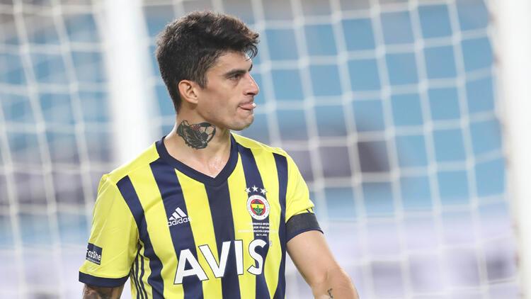 Fenerbahçe'den Perotti'ye bir şans daha