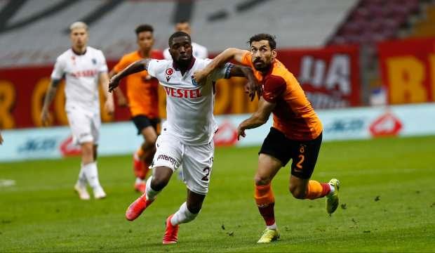 Trabzonspor beraberlikte rekora gidiyor