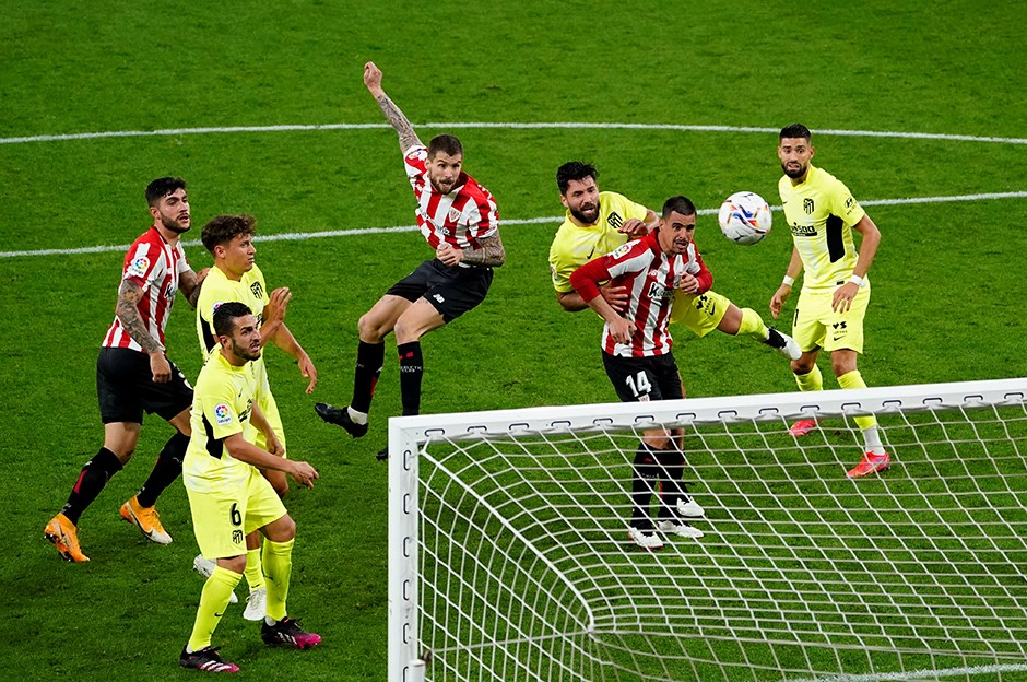 Athletic Bilbao: 2 - Atletico Madrid:1