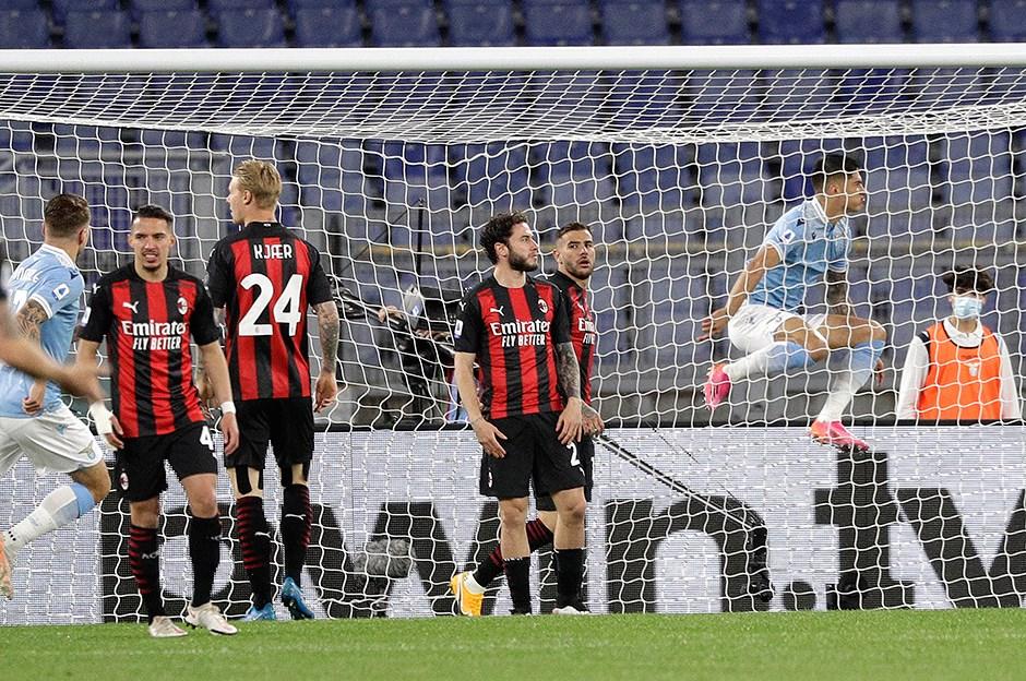 Lazio 3-0 Milan
