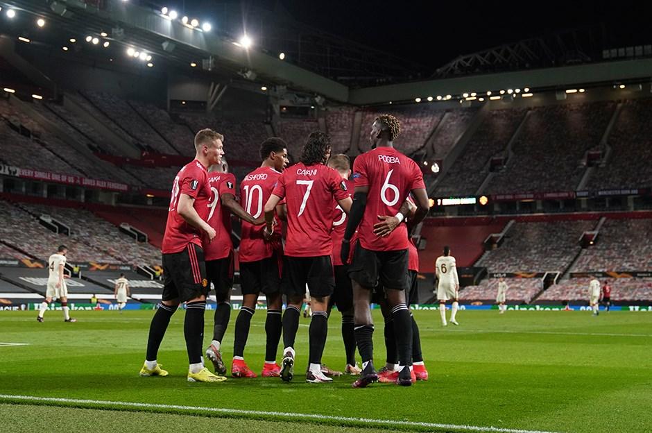 Manchester United: 6 - Roma: 2