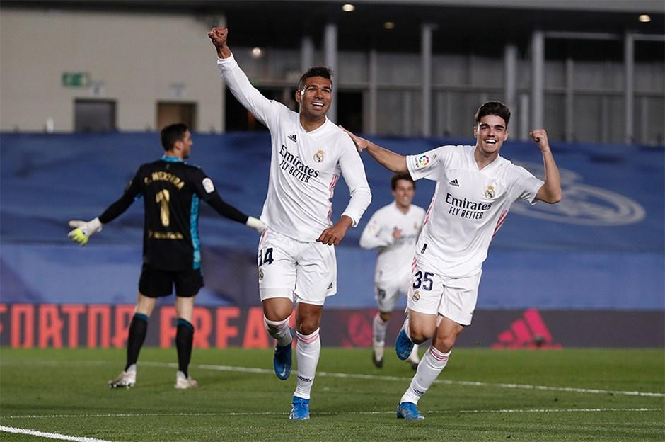 Real Madrid: 2 - Osasuna: 0