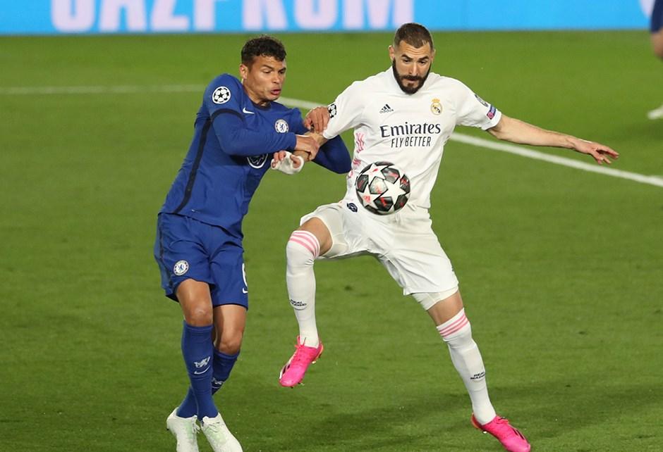 Şampiyonlar Ligi Chelsea - Real Madrid maçı