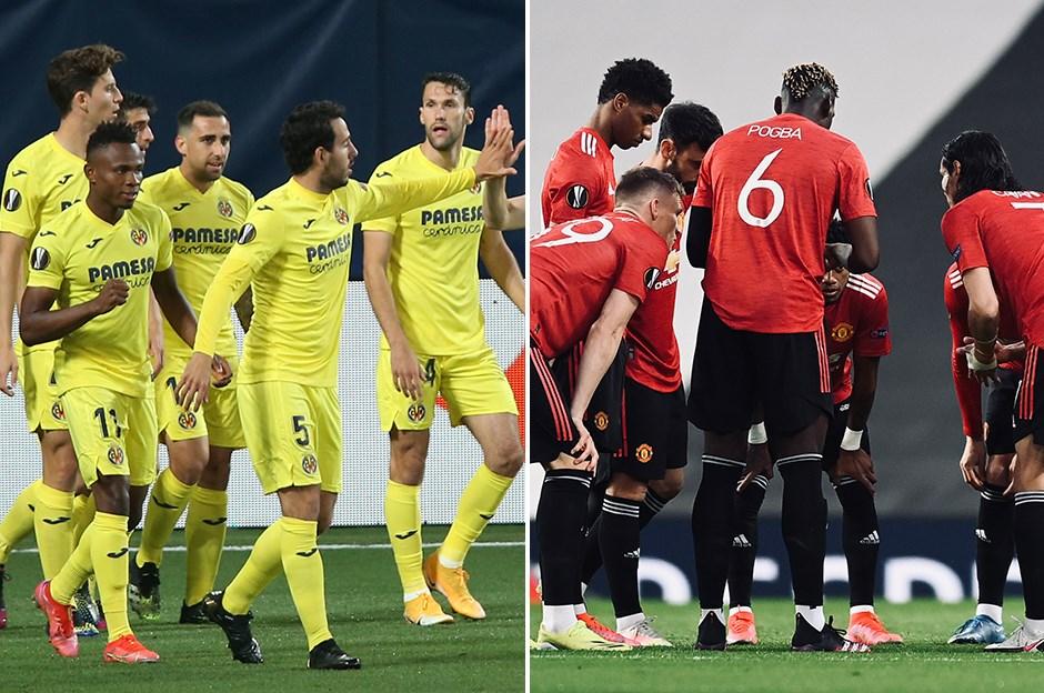 Avrupa Ligi'nde finalin adı: Manchester United-Villarreal