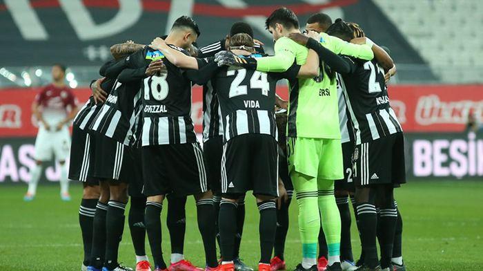 İşte Beşiktaş'ın Galatasaray 11'i