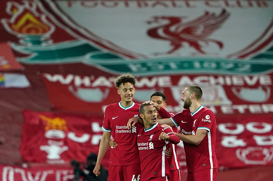 Liverpool: 2 - Southampton: 0