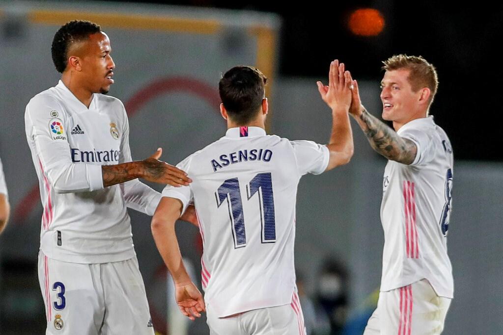 Real Madrid 2-2 Sevilla
