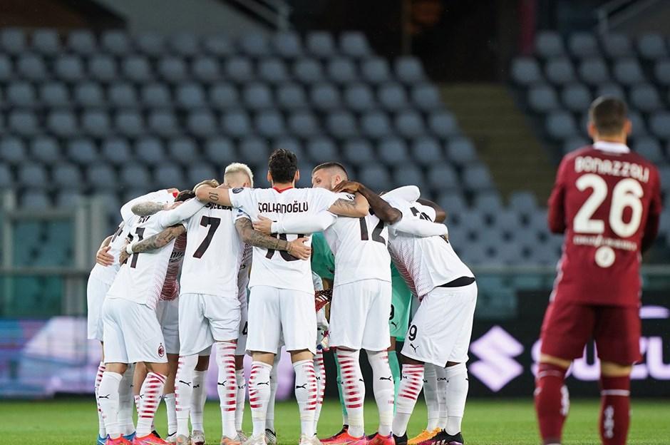 Milan, Torino'ya gol yağdırdı!