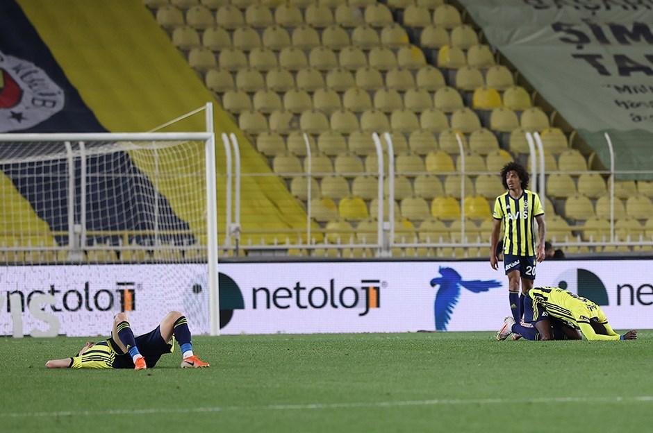 Fenerbahçe'de 7 isme veda