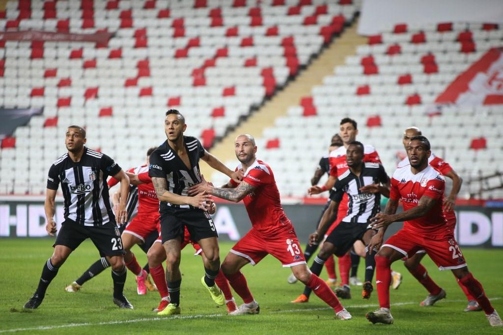 Ziraat Türkiye Kupası finali Antalyaspor - Beşiktaş