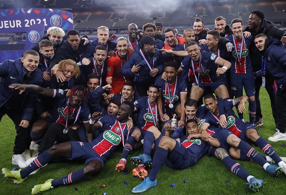 Fransa Kupası, PSG'nin