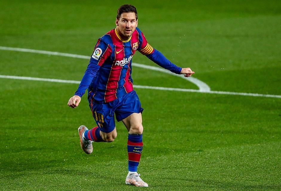 Messi 8. kez gol kralı