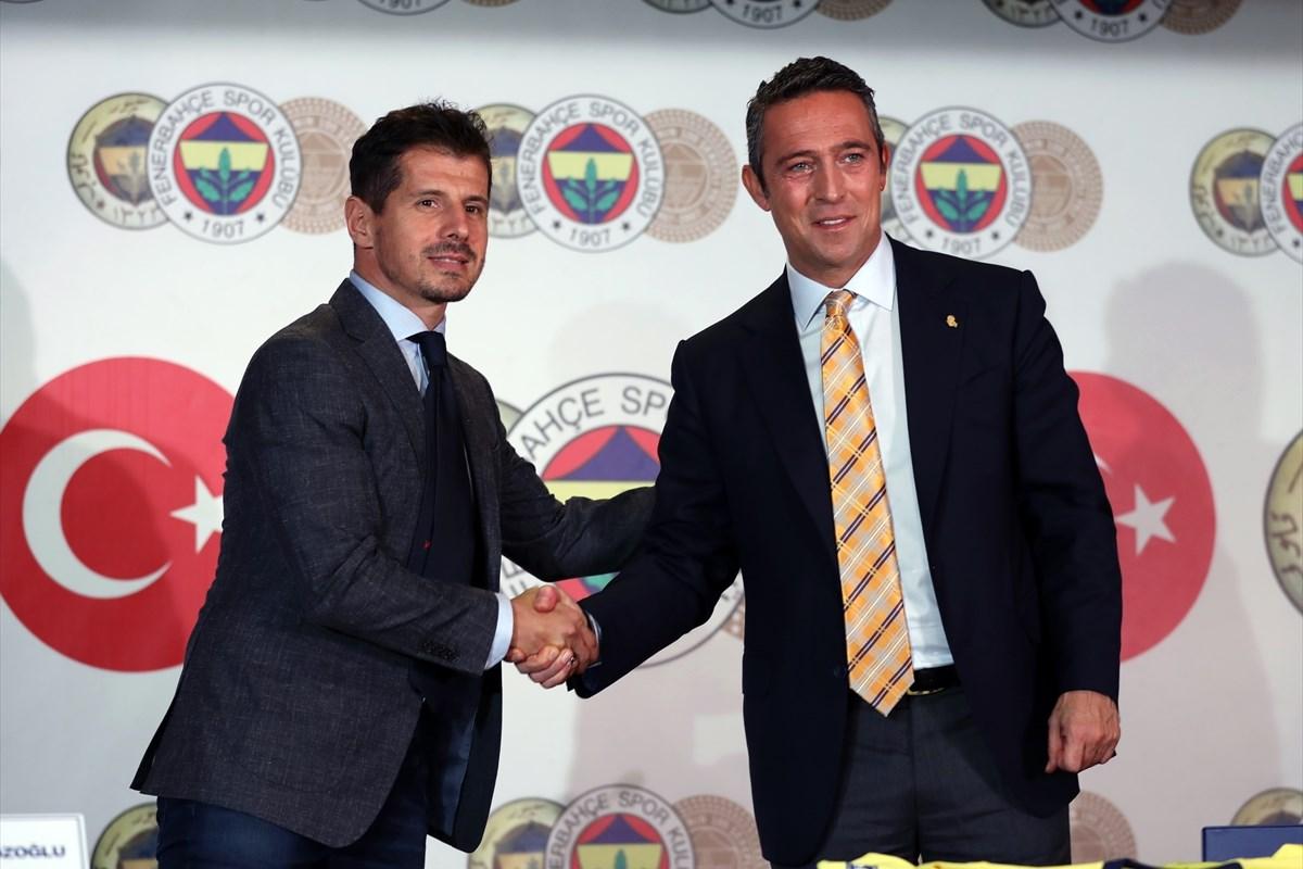 Fenerbahçe'de hareketli saatler