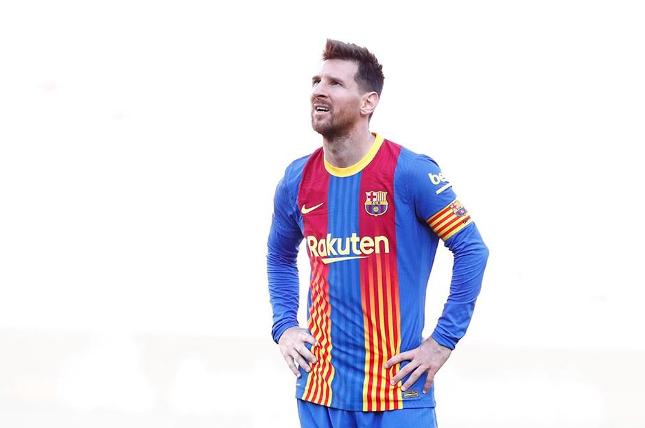 Lionel Messi anlaşma yolunda