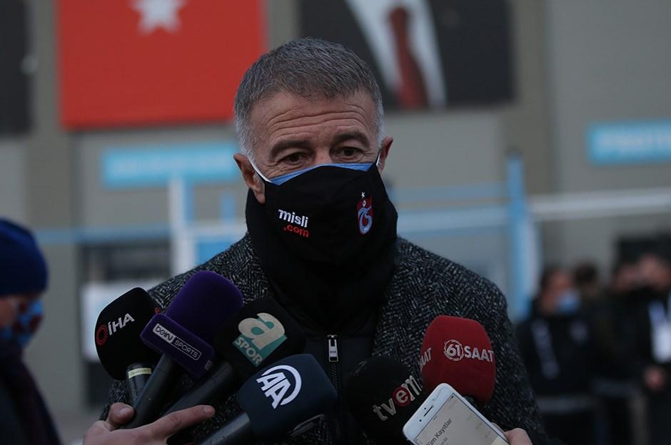 Ahmet Ağaoğlu'dan Sörloth açıklaması