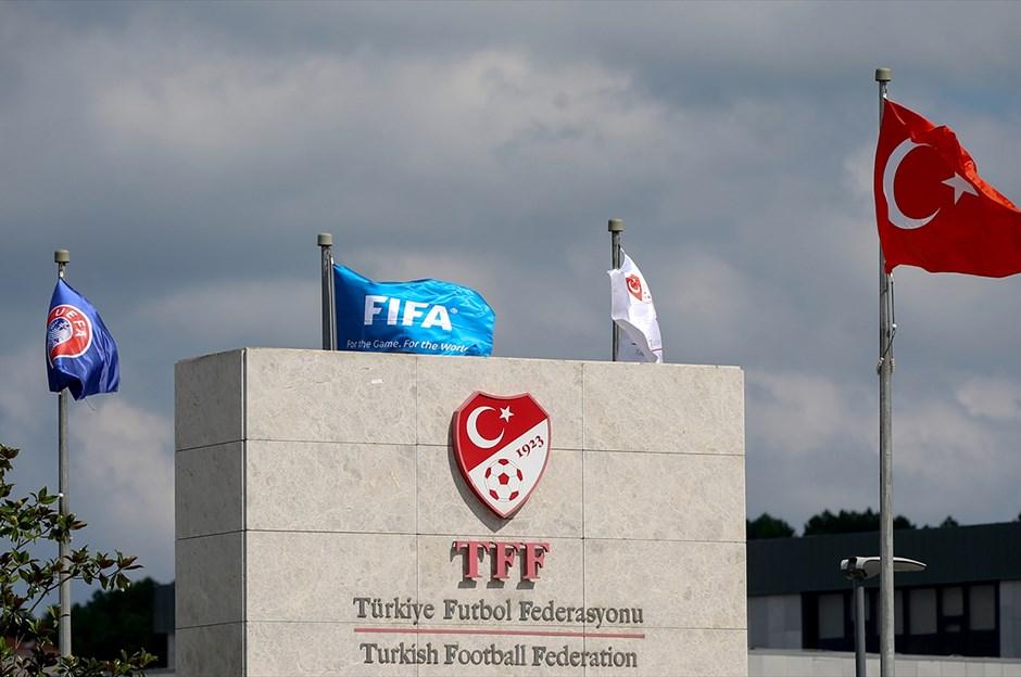 TFF'den transfer dönemi açıklaması