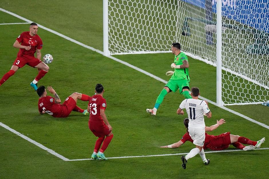 Avrupa Şampiyonası tarihinde bir ilk