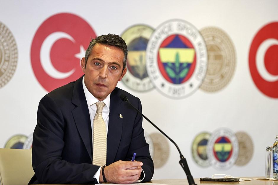 """Fenerbahçe'de teknik direktör arayışları   """"Ali Koç: Kimse gelmek istemiyor"""""""
