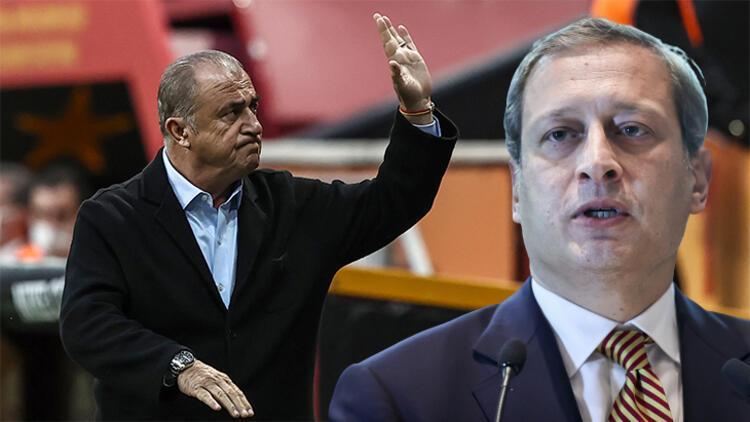 Galatasaray'da Burak Elmas'tan Fatih Terim kararı