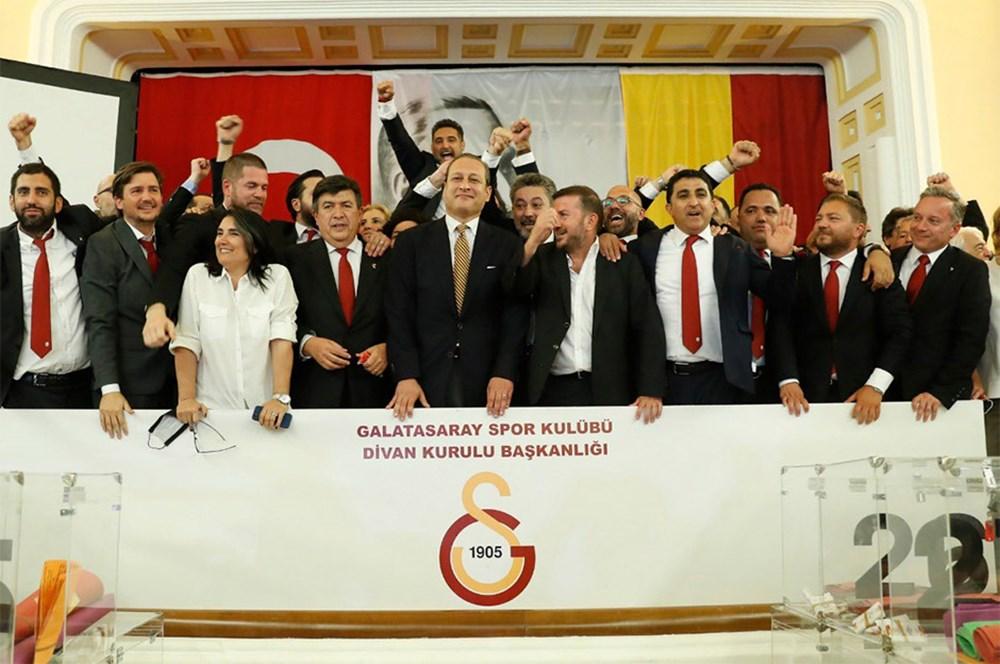 Galatasaray'da10 günde 10 imza...